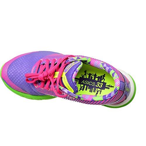 Asics Gel Lyte33 3 Chaussures de course Violet T462Q 3635, Taille:39.5