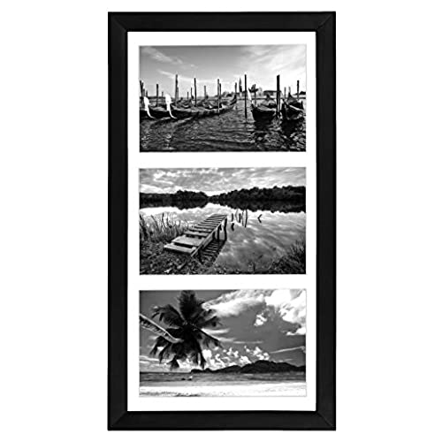 Collage Wall Picture Frames For Three Photos Amazon