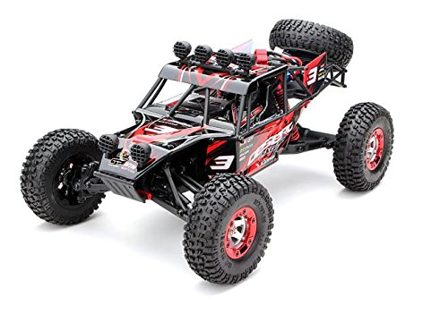 MD Group RC Car Red Eagle-3 1/12 2.4G 4WD Desert Off-Road Truck Toy