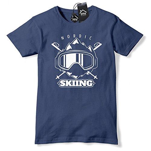 FunkyShirt  T-Shirt Gr. Medium, navy