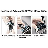 APPS2Car Sturdy Air Vent Car Phone Mount w/Twist