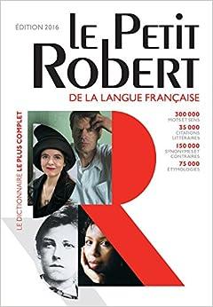 Bittorrent Descargar En Español Le Petit Robert De La Langue Française 2016 Formato PDF Kindle