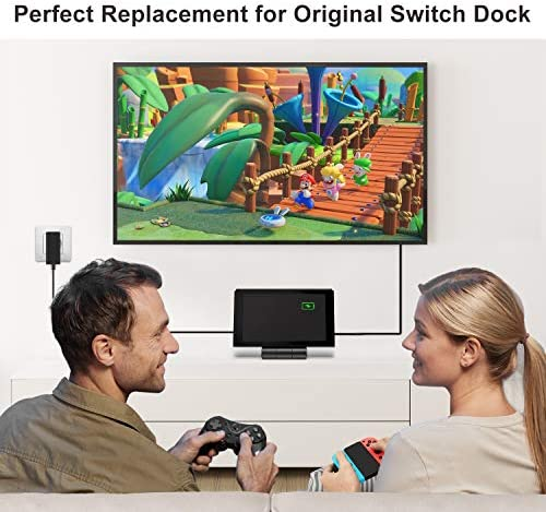 Switch Dock pour NS Switch, innoAura Station - Actualités des Jeux Videos