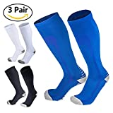 Cheap upsimples Compression Socks for Men&Women 20-30mmHg Compression Stockings L/XL