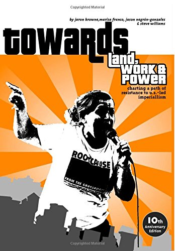 Download Towards Land, Work & Power: Charting A Path Of Resistance To U.S. -Led Imperialism PDF