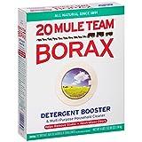 Twenty Mule Team Natural Laundry Booster & Multi-Purpose Cleaner, 65 oz. (2 Pack)