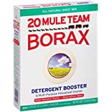 20 Mule Team Borax Natural Laundry Booster & Multi-Purpose Cleaner, 65 oz. (2)