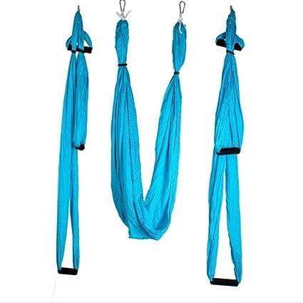 XGYUII Yoga Swing/Hamaca/Trapeze/Sling Aerial Yoga Hammock ...