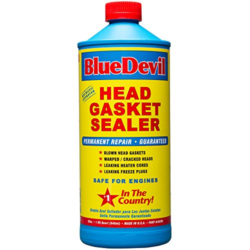 BlueDevil Head Gasket Sealer - 32 ounce(38386) - Seal Air Heater