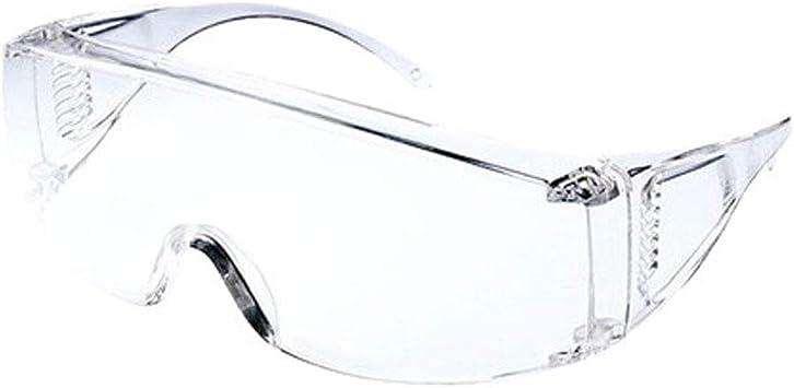 flexibles Gafas de seguridad protectoras gafas de seguridad universales antichoque y antipolvo Gafas protectoras de trabajo al aire libre Gafas de seguridad antivaho a prueba de viento