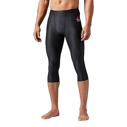 uskomaton valinta herkät värit kilpailukykyinen hinta Amazon.com : Reebok Men's Crossfit 3/4 Compression Tight ...