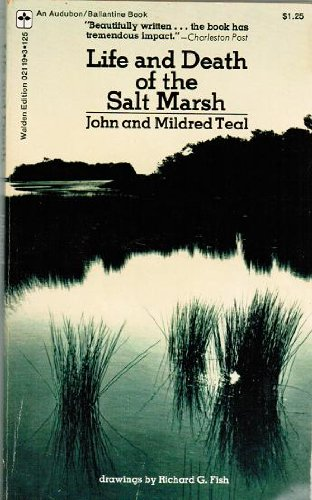life and death in a salt marsh - 2