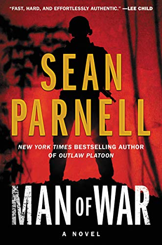 Man of War: An Eric Steele Novel (Fight Against Terrorism In The United States)
