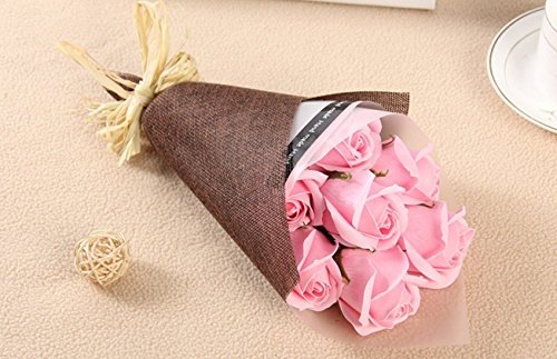 Artificial-Red-Roses-in-a-Gift-Box-Scented-Rose-Petals-Gifts-For-Her-Pink