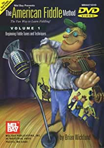 Mel Bay The American Fiddle Method Volume 1