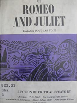 twentieth century interpretations of romeo and juliet a twentieth century interpretations of romeo and juliet a collection of critical essays douglas cole 9780137829125 com books