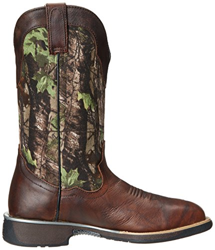 Cinch Mens Wrx Commander Vattentät Halkfritt Arbete Boot Brown / Real Träd