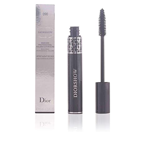 2118cdd3b67 Buy Christian Dior Diorshow Buildable Volume Lash Extension Effect Mascara  - # 090 Pro Black 10ml Online at Low Prices in India - Amazon.in