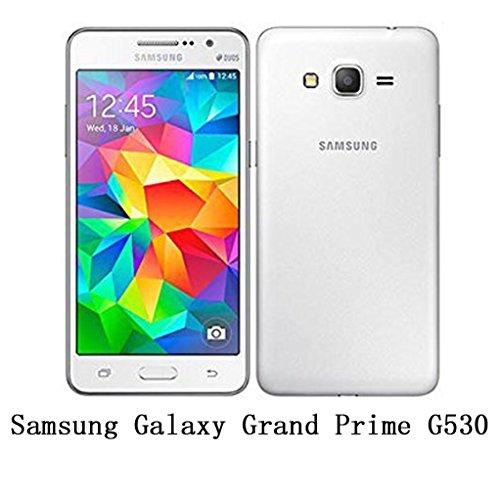 Trumpshop Smartphone Carcasa Funda Protección para Samsung Galaxy Ace 4 (G357) [Violeta] Cuero Genuino Caja Protector con Función de Soporte Ranuras para Tarjetas Choque Absorción Marrón