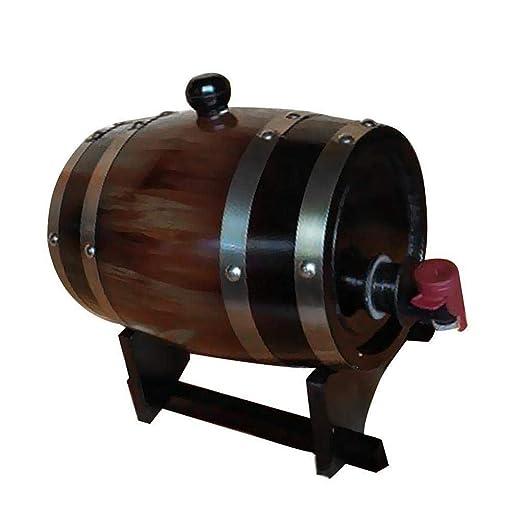 Barril de madera para bar mesa, madera Exquisite y bonito ...