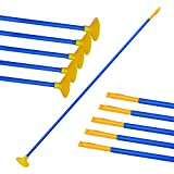 D&Q Suction Cup Arrows 24 Inch For Youth Children Kids Beginner Outdoor Target Practice Sports Game Toy Gift Safe Archery Bow Set Replacement Shooting Hunting Sucker Arrows (Pack of 12)