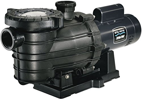 Pentair Sta-Rite MPRA6F-206L Dyna-Pro Standard Efficiency Single Speed Up Rated Self-Priming Pool and Spa Pump, 1-1/2 HP, 115/230-Volt by Pentair