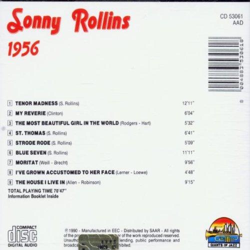 Sonny Rollins 1956