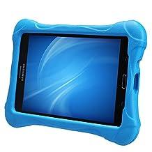 "XKTTSUEERCRR Samsung Galaxy Tab 4 7.0-inch Shockproof Lightweight Kids Drop Protection EVA Tablet Shell Cover Case For Samsung Galaxy Tab 4 7.0""(SM-T230/SM-T231/SM-T235) - Blue"