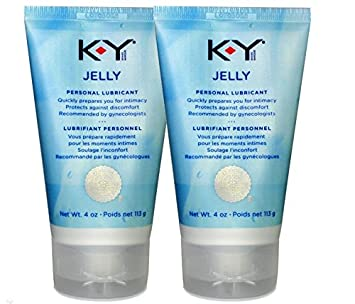 Is ky jelly a water based lubricant
