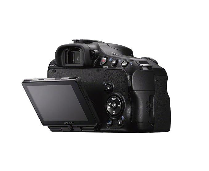 Sony SLT-A57 - Cámara digital (Auto, Nublado, Luz de día, Flash ...