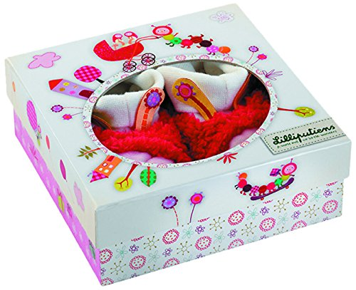 Juliette Lilliputiens Chaussons Lilliputiens Juliette Chaussons Multicolore Multicolore w7PIq4