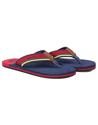 Gant Men/'s Breeze Flip Flops Blue