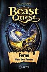 Beast Quest - Ferno, Herr des Feuers: Band 1