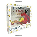 img - for Dragons Love Tacos Book and Toy Set book / textbook / text book