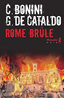 Suburra 02 : Rome brûle, Bonini, Carlo