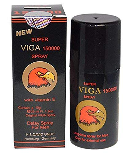 (SUPER VIGA 150000 DELAY SPRAY And  The Punsher pill (Super Combo)FOR MEN EXTRA STRONG WITH VITAMIN E Plus Love Potion Pen)