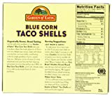 Garden of Eatin0174; Taco Shells Blue, 5.5 Ounce Boxes (Pack of 12)