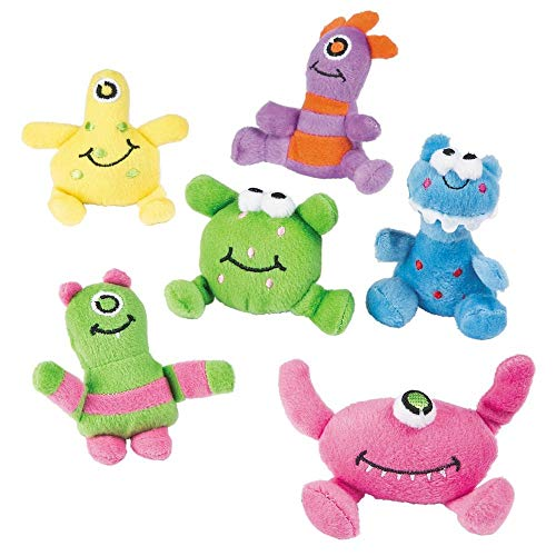 Fun Express Monsters Plush (1 Dozen)]()