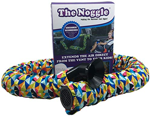 Noggle - Extend Hot and Cold Air from Your Dash AC