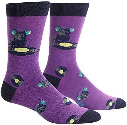 Sock Me Mens Crew Music product image