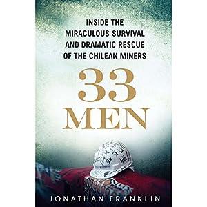 33 Men Audiobook