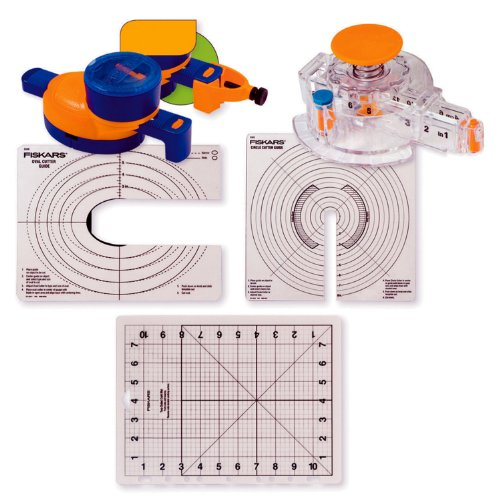 Fiskars Oval and Circle Cutter Set by Fiskars