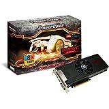 PowerColor AX78702GBD5-2DHPPV3E Radeon HD 7870 Grafikkarte (ATI, PCI-e, 2GB GDDR5 Speicher, 2x DVI, HDMI, DisplayPort, 1 GPU)