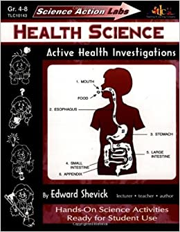 Book Science Action Labs - Health Science: Active Health Investigations by Edward Shevick (1998-01-28)