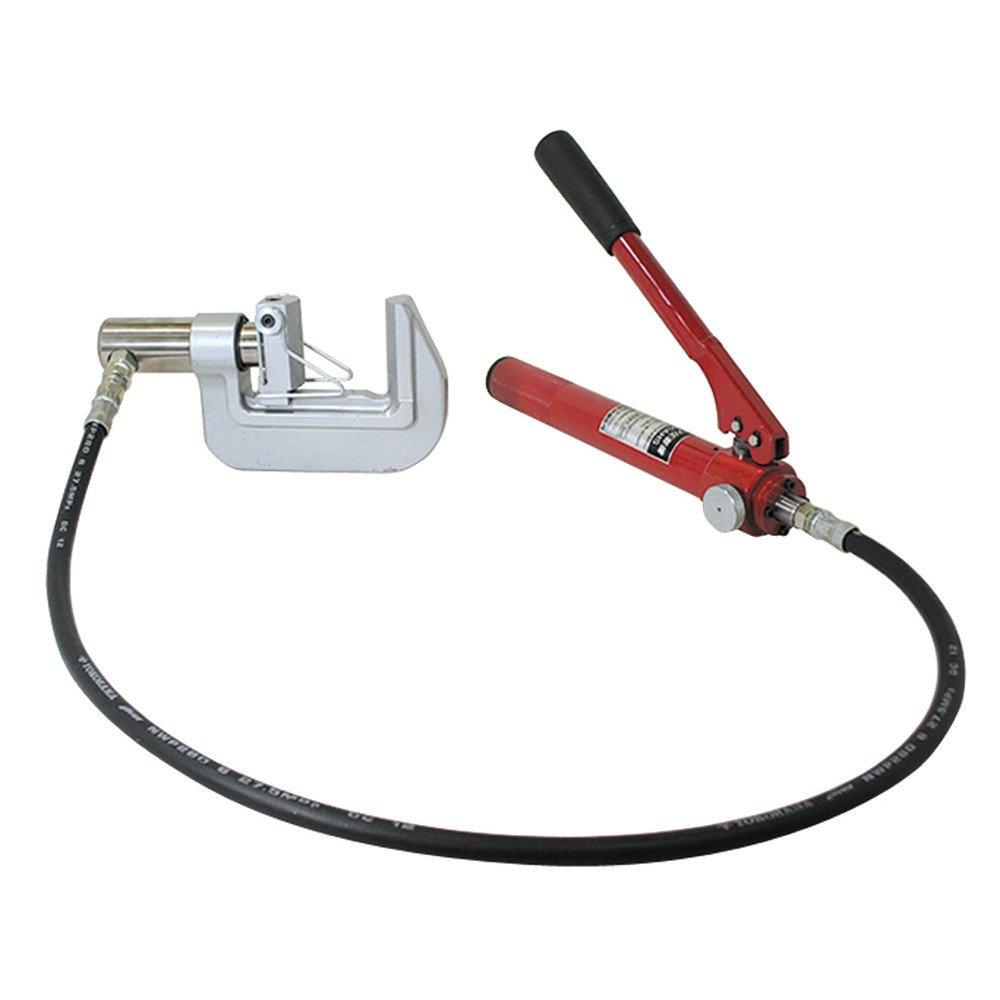 IKURA(育良精機) 手動油圧式パイプ圧着機 IS-30AHS B00A61YNQU