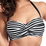 Fantasie 5834 Genoa Underwired Twist Bandeau Bikini Top