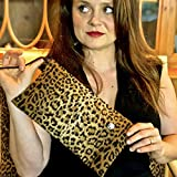 Vegan Leopard Clutch - NO RULES COLLECTION