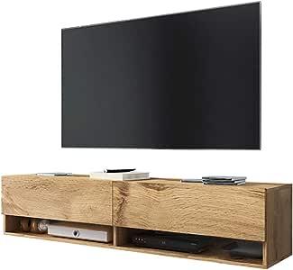 Senderismo – Armario/TV de Mueble para televisión en Wotan Roble ...
