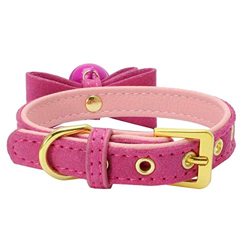 Topgee Pet Collars - Adjustable Puppy Collar Cool Dog Neck Patterns Personalized Collars Classic for Cute Dog ()
