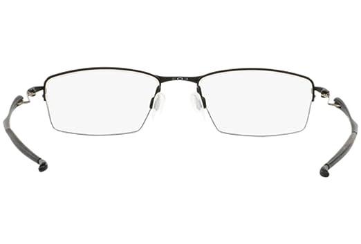 8767ee3e71 Amazon.com  Oakley 0OX5113-511304 POLISHED MIDNIGHT -56mm  Clothing